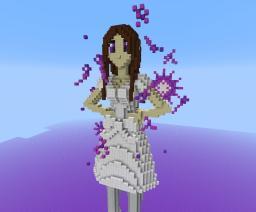 Personal OC Lady Riu Haken Minecraft Project