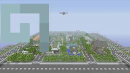 Kannapolis City [OPEN] [MODERN] Minecraft Map & Project