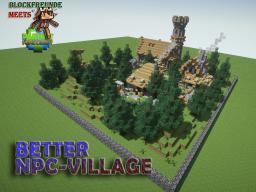 Better NPC - Village