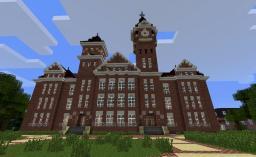 Best Campus Minecraft Maps Projects Planet Minecraft