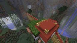 Tofu66's first project.  [PMC roller coaster contest] Minecraft Map & Project