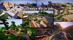 PokeNova - A 3.3.8 Pixelmon Server! Minecraft Server