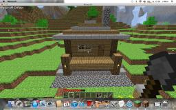 minecraft pre alpha survival house Minecraft Project