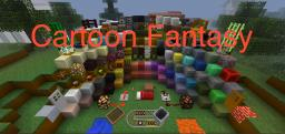 Cartoon Fantasy 1.7.2 (Check out my youtube [Link in Desc.])