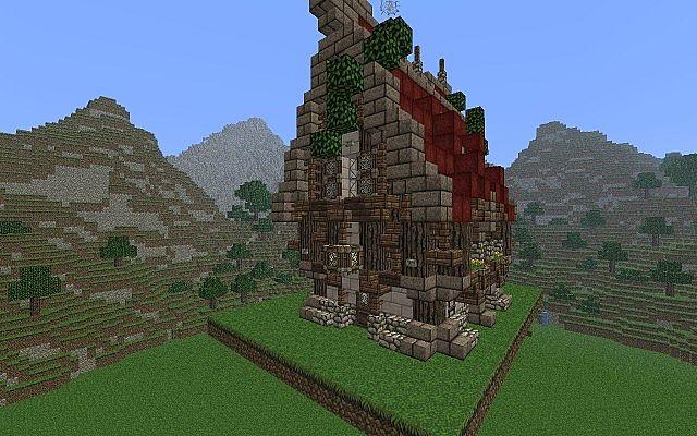 House Complex Minecraft