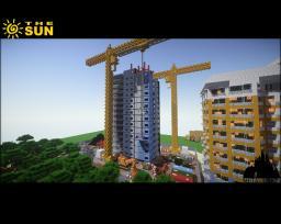 Metapolis - West Pinewood: The Sun [Under Construction] Minecraft
