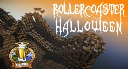 Scary Halloween Coaster [1st Place @ Rollercoaster Contest] Minecraft Map & Project