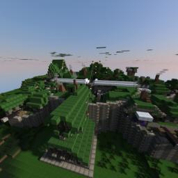 Rukland outpost Minecraft Map & Project