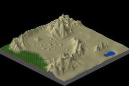 Desert Kingdom (future project) Minecraft Map & Project