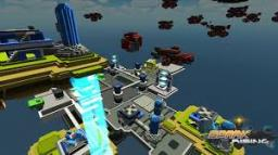 SparkRising [Space City] Minecraft Map & Project
