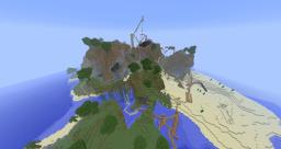 Awesome Rollercoaster! Minecraft Map & Project