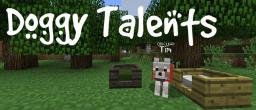 [1.7.10][1.12-1.9.4] Doggy Talents -  A day dogs would not drown! - Now updated, new models, new AI, beds and more! Minecraft Mod