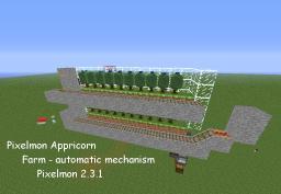 Automatic Apricorn Farm [Pixelmon 2.3.1] Minecraft Map & Project