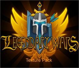 Legendary Wars Texture Pack! (Contiuned) Minecraft