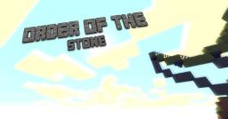 Order of the STONE Minecraft Map & Project