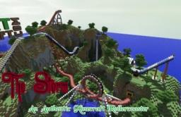 The Storm - HUGE Minecraft Rollercoaster for PMC Contest 28th Place!! [300 Sub Special] Minecraft