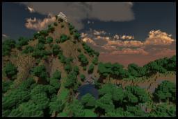 Taeri Minecraft Map & Project