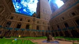 Hogwarts Creative Minecraft Texture Pack