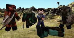 Thorin Oakenshield In Minecraft