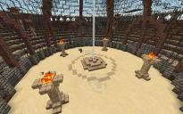 Colossuem-arena Minecraft Map & Project