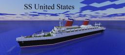 SS United States 1:1 Minecraft Map & Project