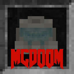 MCDOOM - a DOOM themed resource pack Minecraft Texture Pack