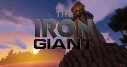 The Iron Giant - Rockwell, Maine Minecraft Map & Project