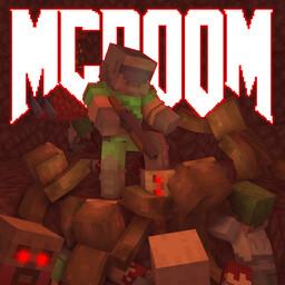 MCDOOM - A DOOM Resource Pack [Optifine required] Minecraft Texture Pack