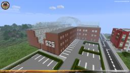 Shopping Center (Stadtzentrum Schenefeld) Minecraft Map & Project