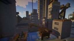 The city of Rantin (Server project) Minecraft Map & Project