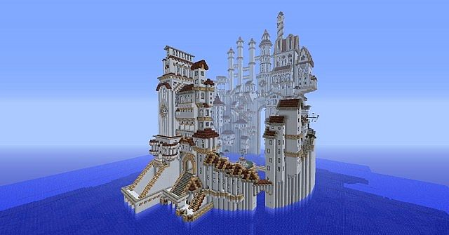 White Tower Minecraft Project