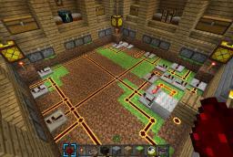 "My ""Test World"" Minecraft Map & Project"