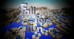 Fall for Fun [PvP Map] [1.7.2] [Download] Minecraft Map & Project