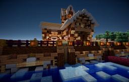 Jackson's House Minecraft Project