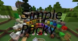 Simple Packy Minecraft Texture Pack
