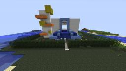Wired Down (Modern Mansion) Minecraft Map & Project