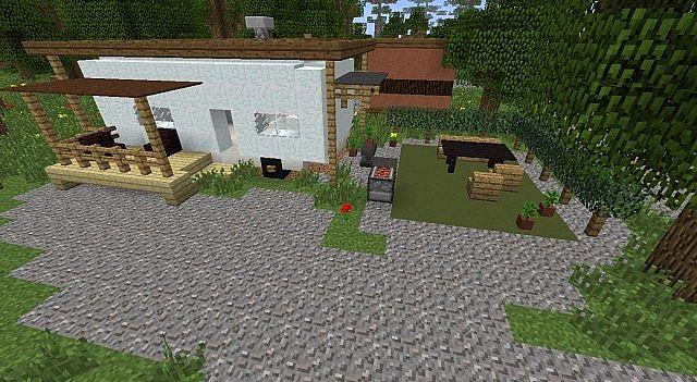 Perfect CampingCaravans Minecraft Project