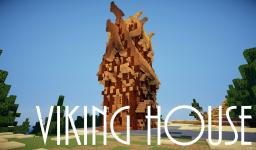 Viking/Witch/Medieval House Minecraft Map & Project