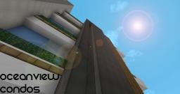 | Oceanview Condos | Modern | Minecraft Map & Project