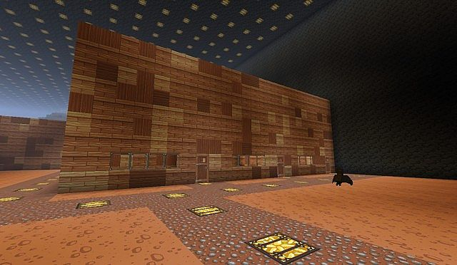 The City Of Ember Minecraft Project