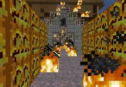 Minecraft Halloween House