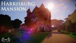 Harrisburg Mansion Minecraft Map & Project