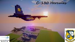 C-130 Hercules Minecraft Project