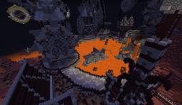 Netherplant D-34 the adventure Minecraft Map & Project