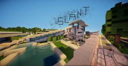 -SLANT- Minecraft Map & Project