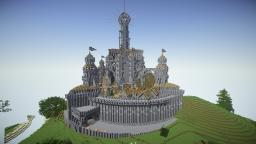 My World:The Crown Minecraft Map & Project