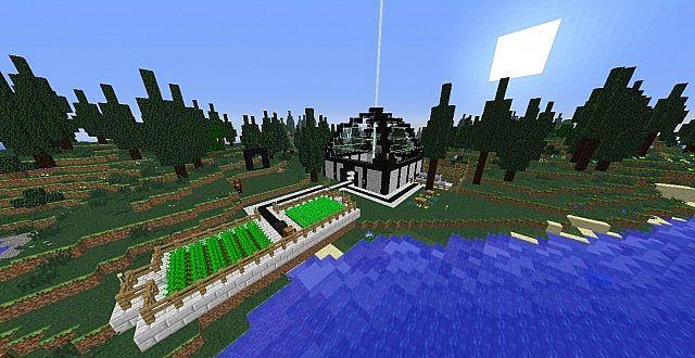 Frame minecraft ftb bases