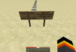 Chat Simulator 1.0 - A working Chat Simulator!!! Minecraft Map & Project