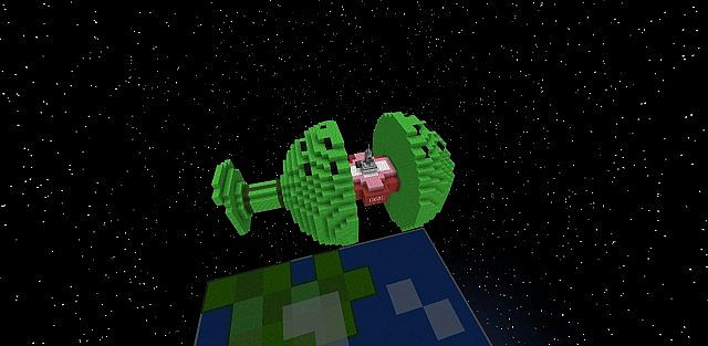galacticraft space station - photo #34