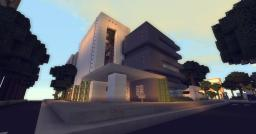 Modern Office Block - Blackwater Parks - Ninaman [15 Projects on the Pop Reel!] Minecraft Map & Project